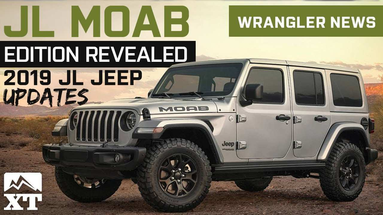 23 The Jeep Moab 2020 Spesification