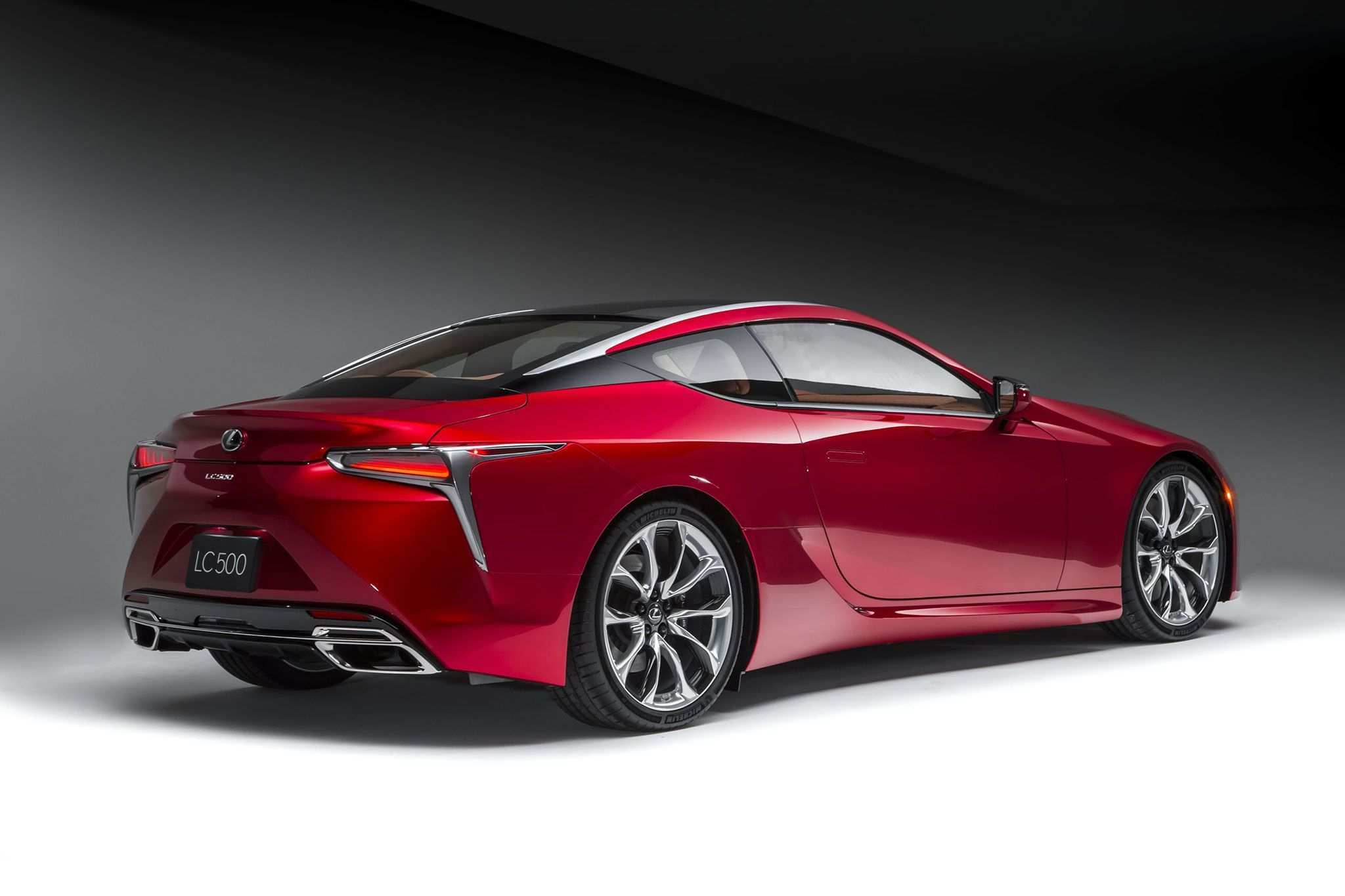 23 The Lexus Colors 2020 Overview