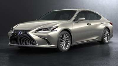 23 The Lexus Es 2019 Debut Concept And Review