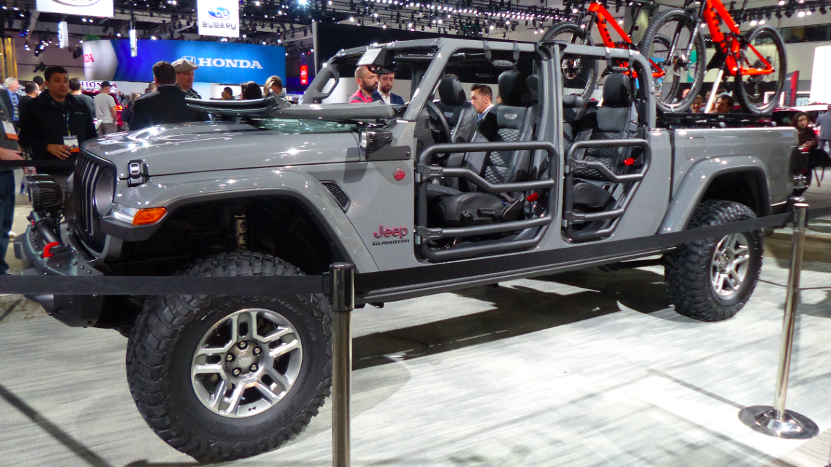 23 The Lift Kit For 2020 Jeep Gladiator Concept