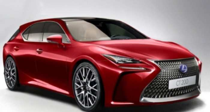 23 The Nuevo Lexus Ct 2020 Concept And Review