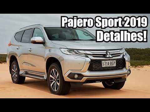 24 A 2019 All Mitsubishi Pajero Overview