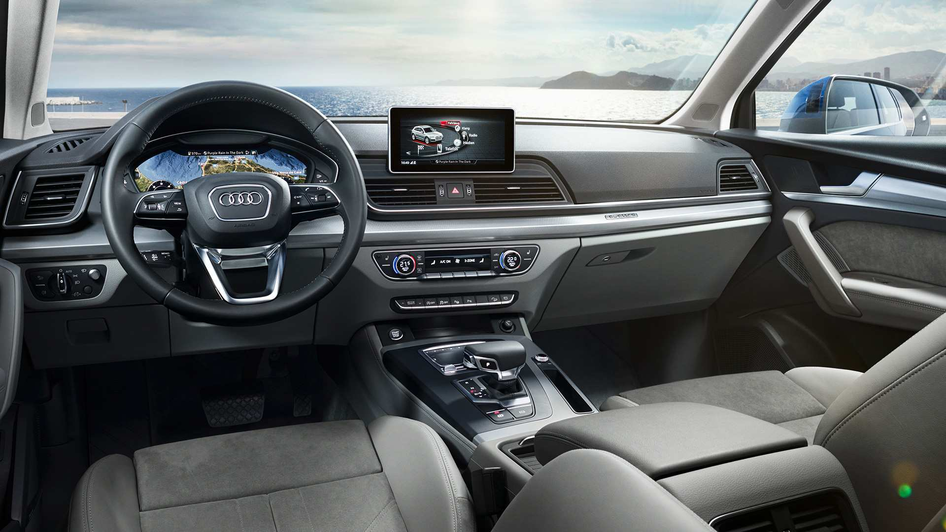 24 A 2019 Audi Q5 Suv Exterior And Interior