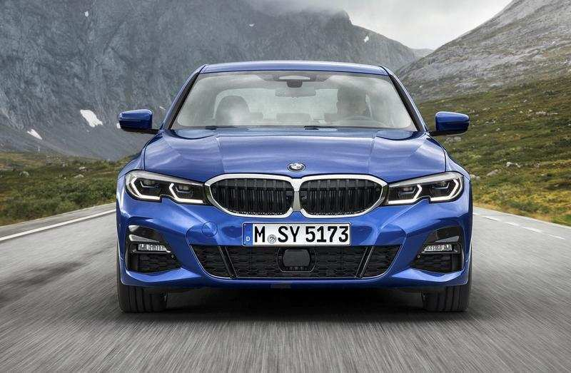 24 A 2019 BMW 3 Series Brings New Concept