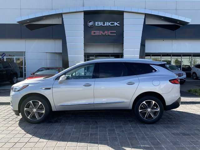 24 A 2019 Buick Enclave Redesign And Concept