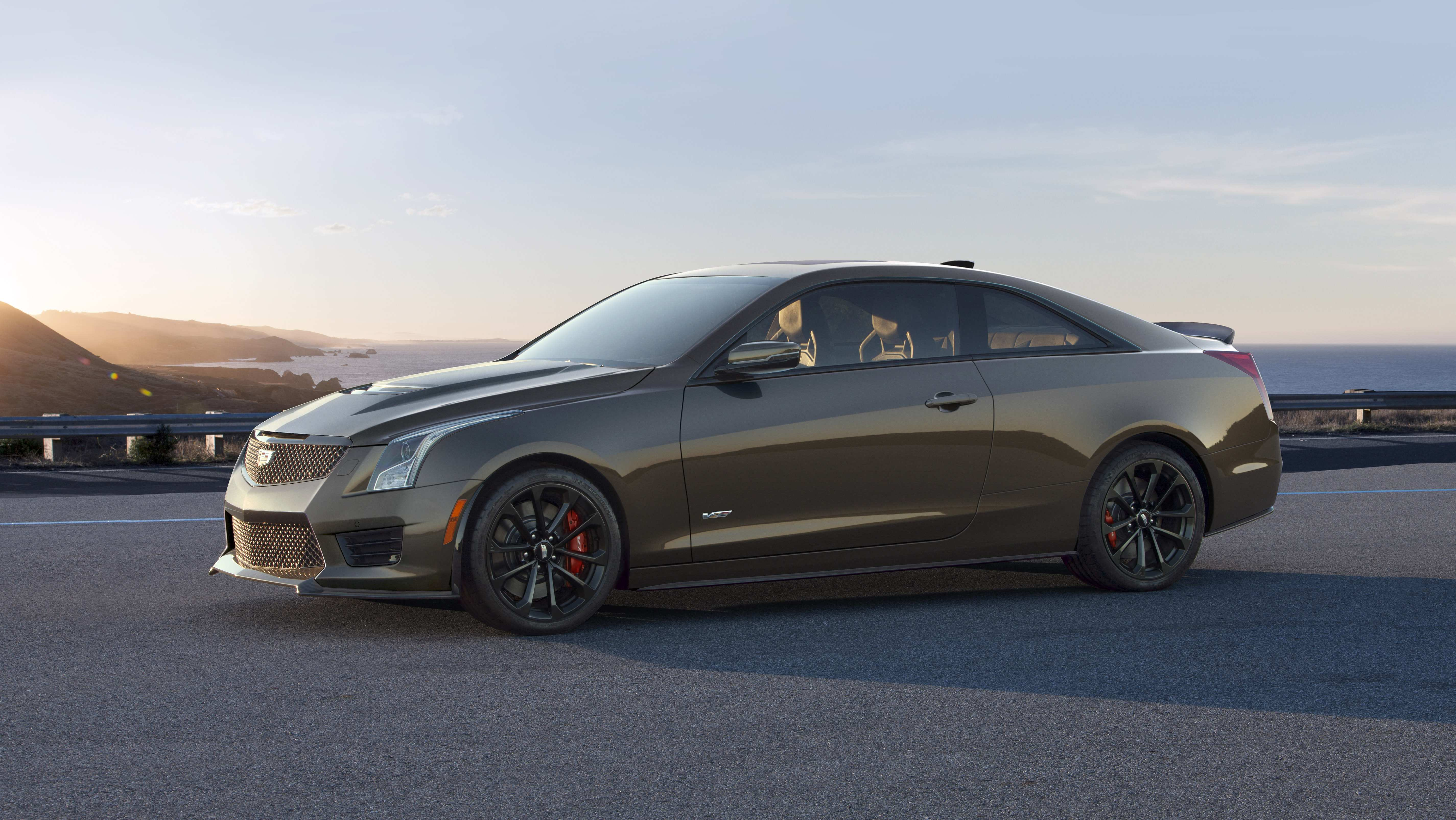 24 A 2019 Cadillac Cts V Release