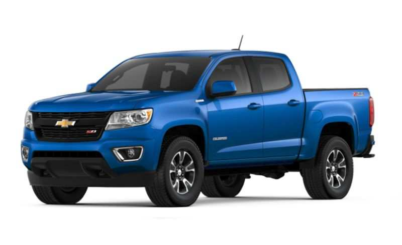 24 A 2019 Chevrolet Colorado Reviews