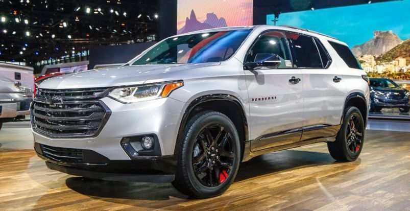 24 A 2019 Chevy Traverse New Review