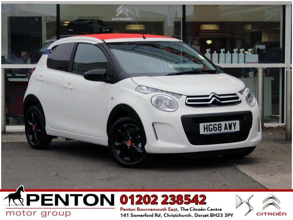 24 A 2019 Citroen C1 Wallpaper