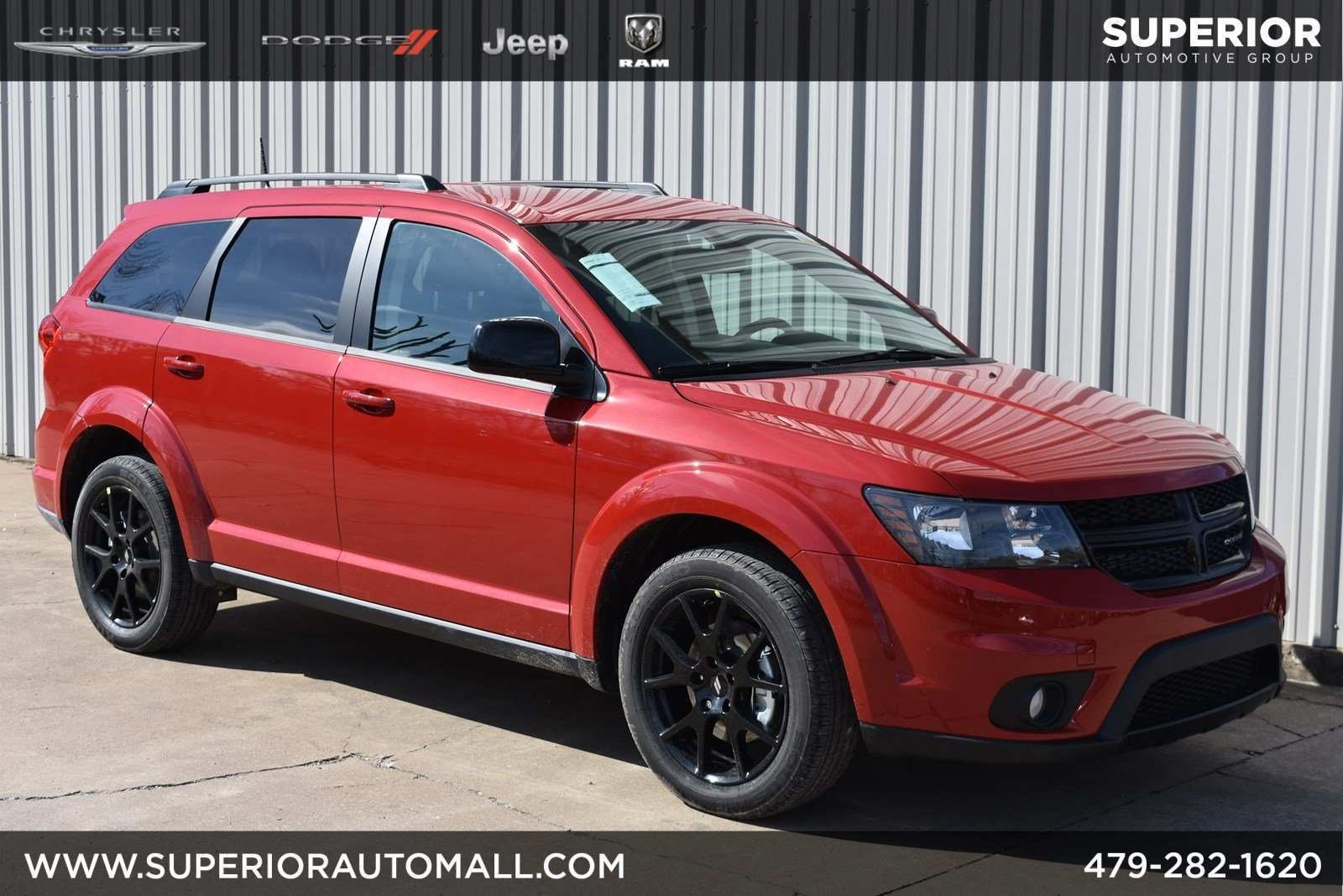 24 A 2019 Dodge Journey Performance And New Engine