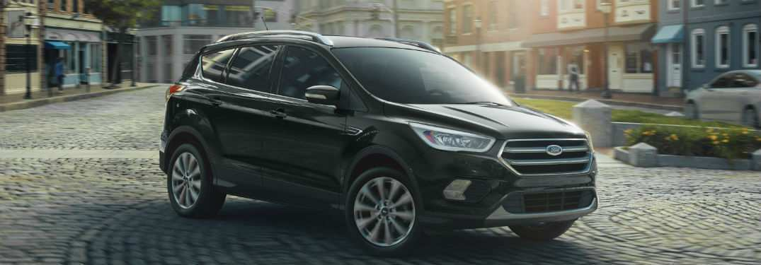 24 A 2019 Ford Escape First Drive