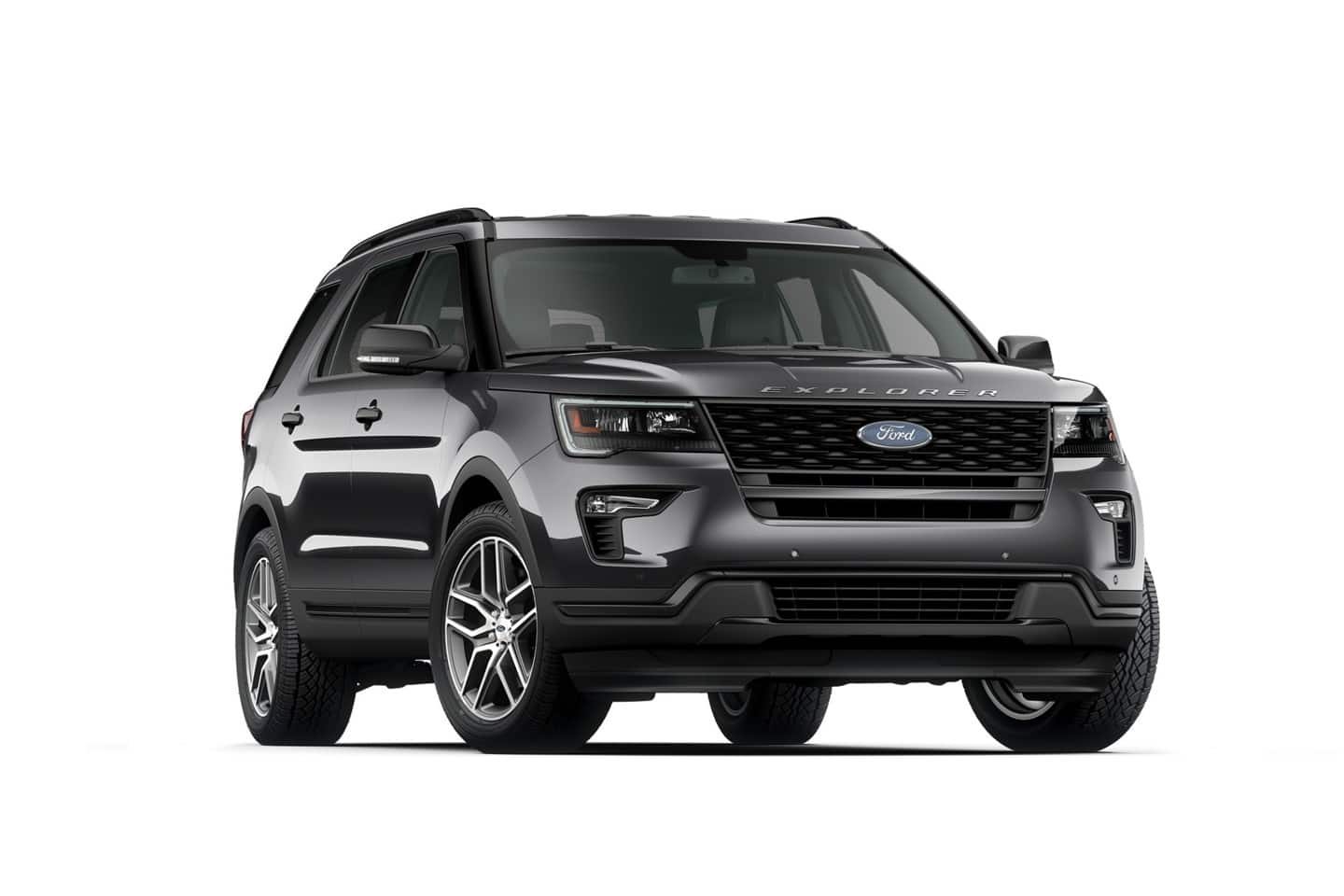 24 A 2019 Ford Explorer Sports Concept