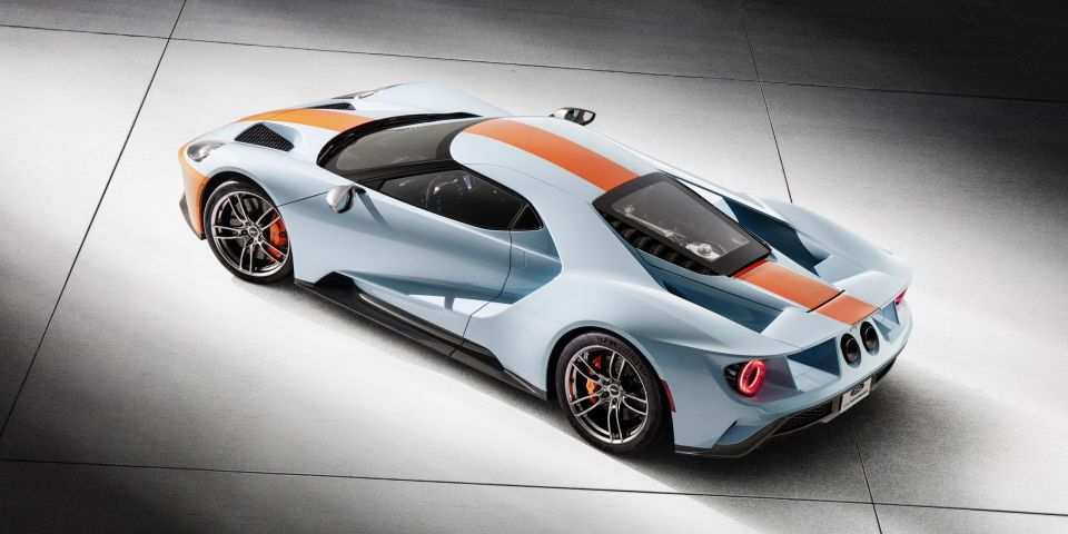 24 A 2019 Ford GT40 New Concept