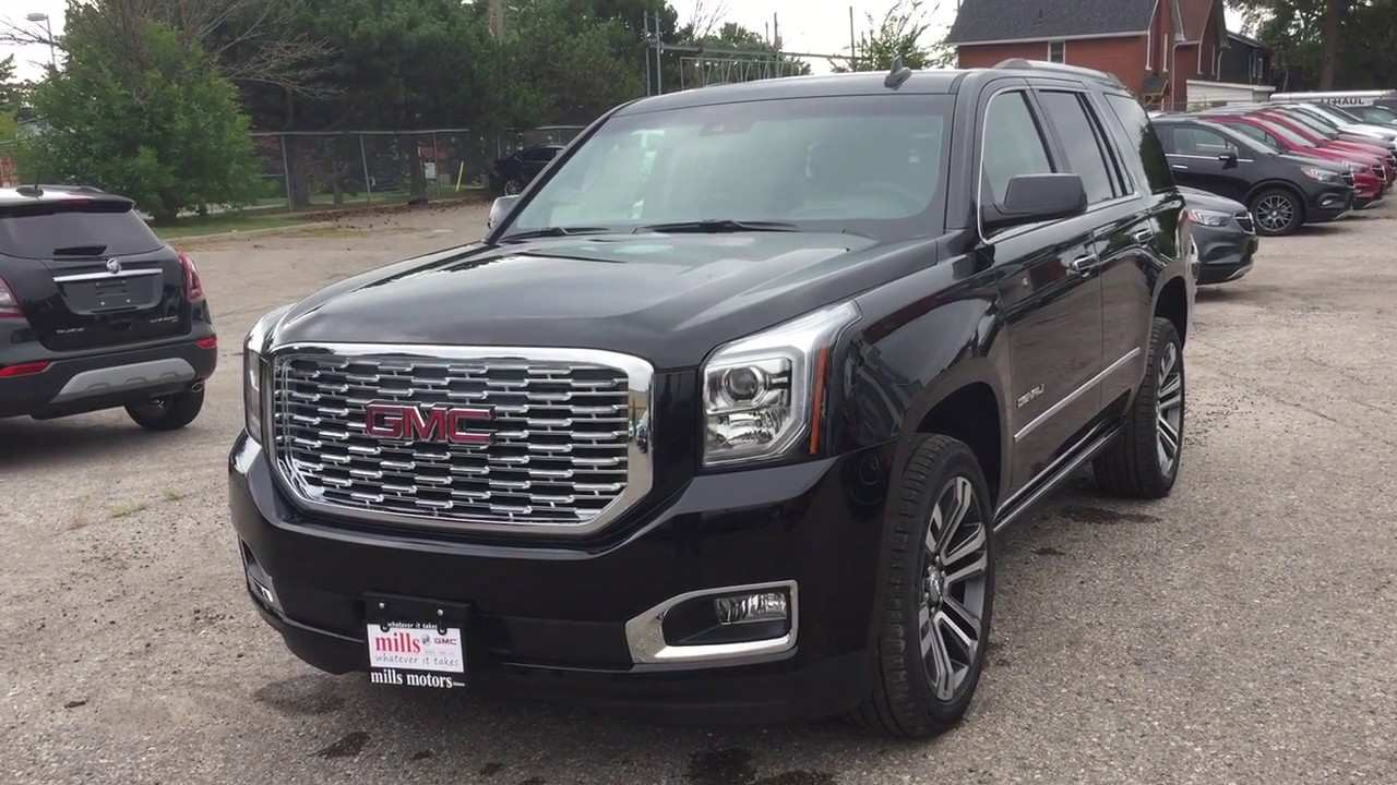 24 A 2019 GMC Yukon XL Speed Test