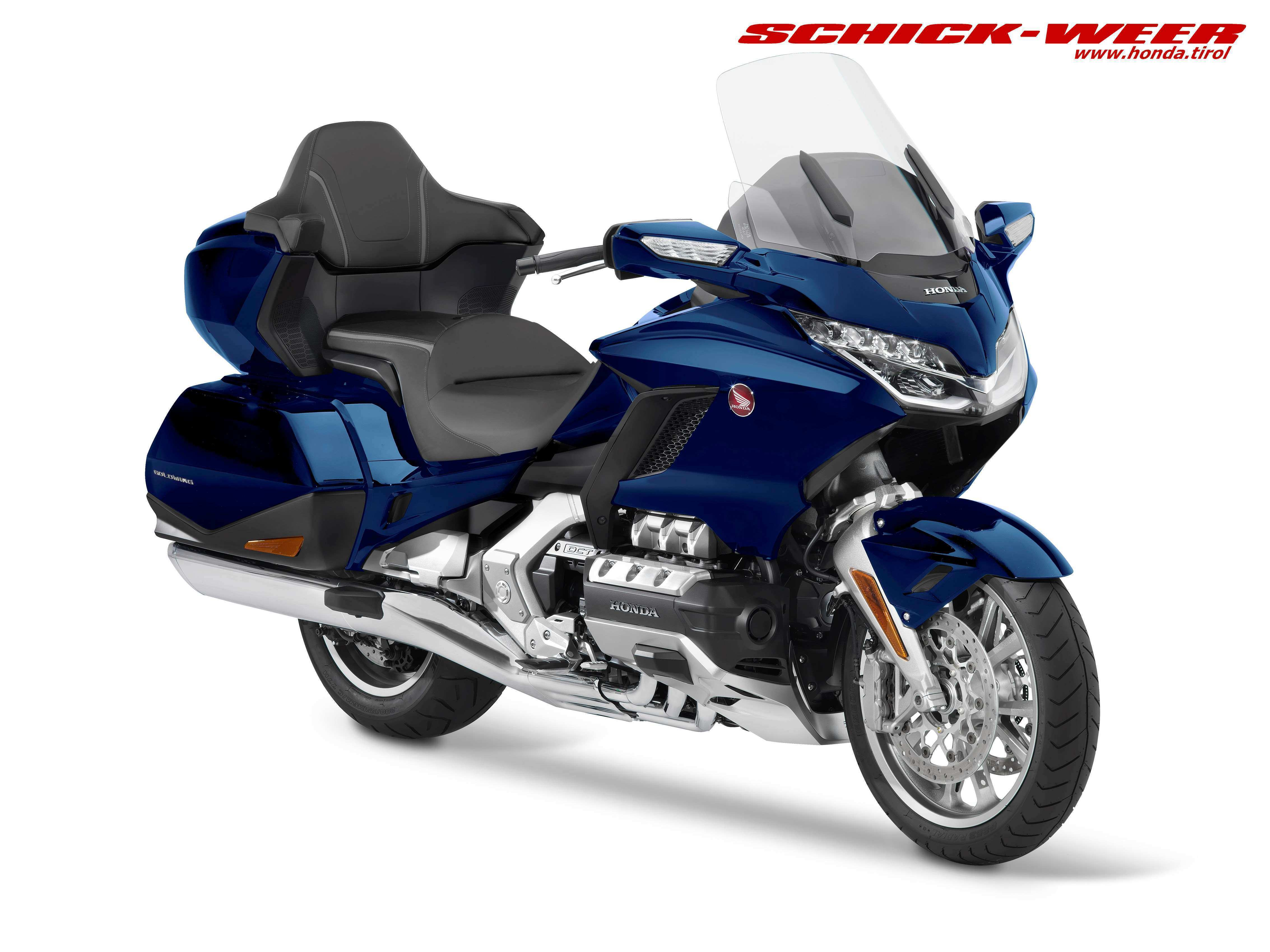 24 A 2019 Honda Gold Wing New Model And Performance