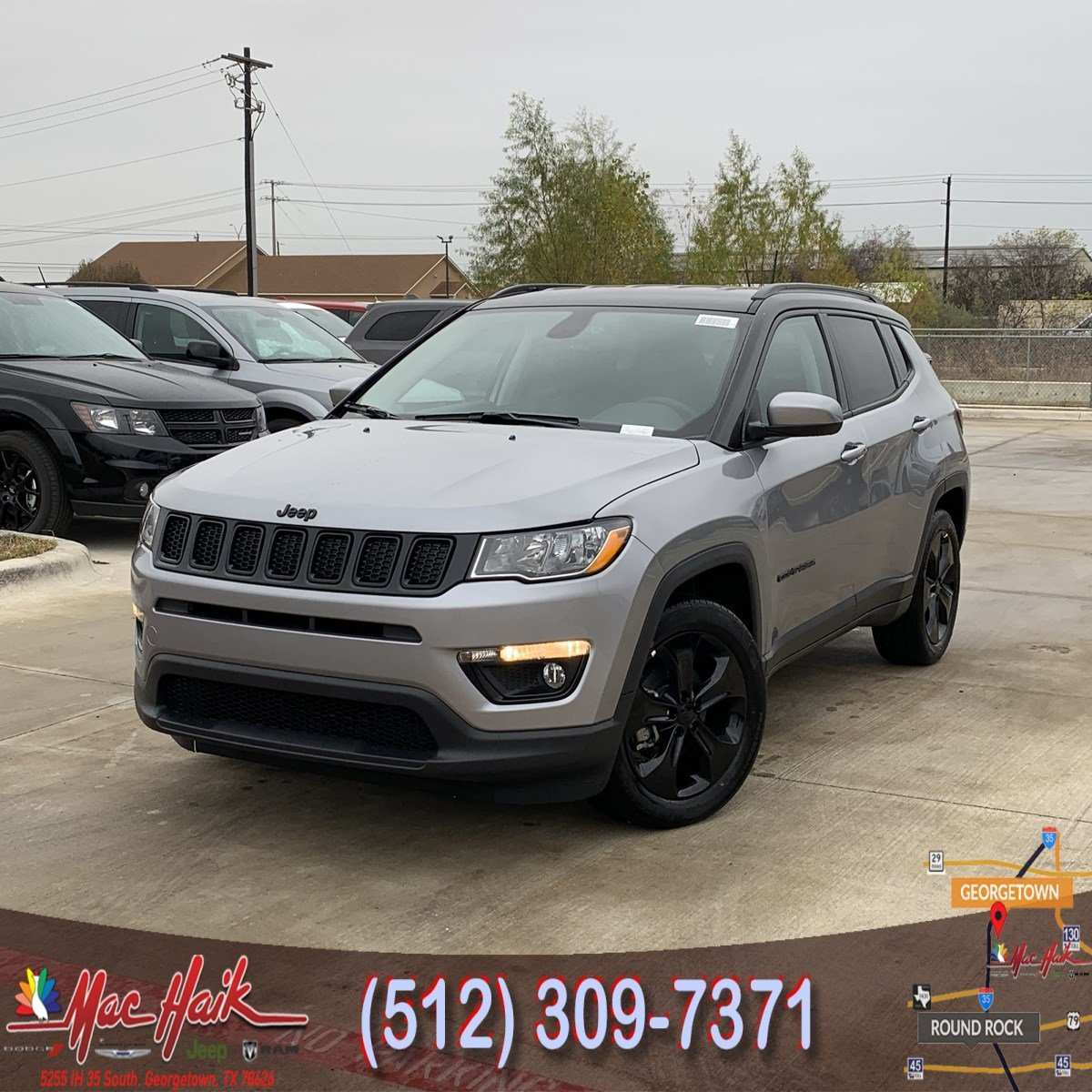 24 A 2019 Jeep Compass Concept And Review