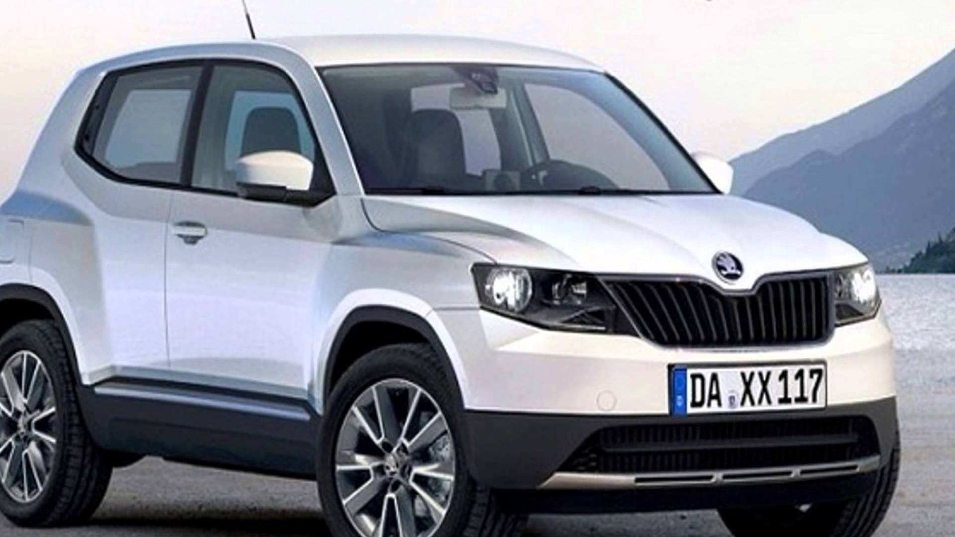 24 A 2019 Skoda Yeti India Egypt Rumors