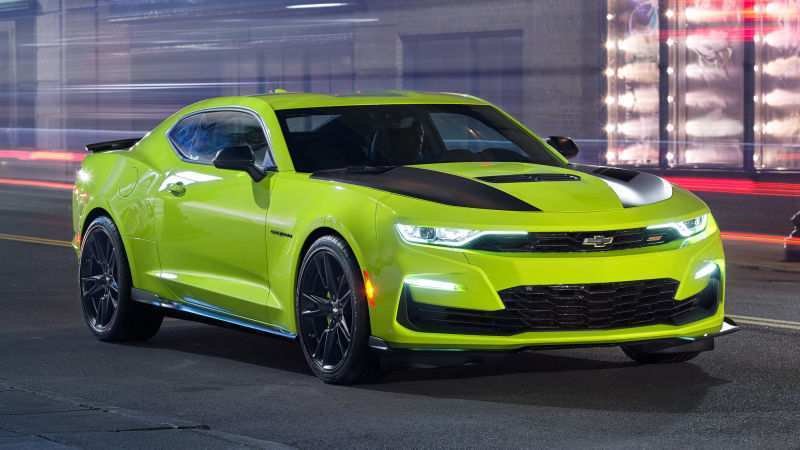 24 A 2019 The Camaro Ss Images