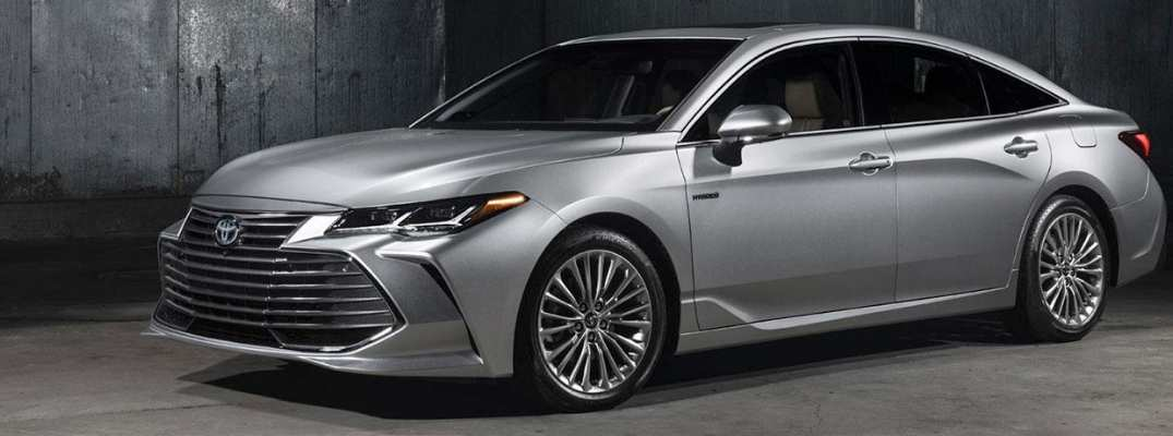 24 A 2019 Toyota Avalon Performance