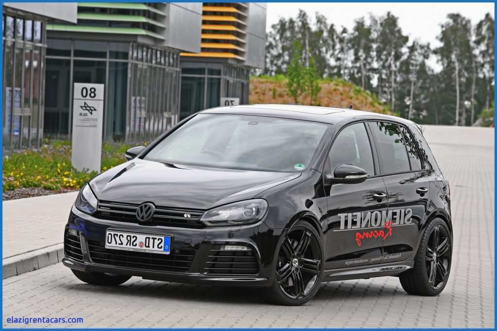 24 A 2019 VW Golf R USA Performance And New Engine