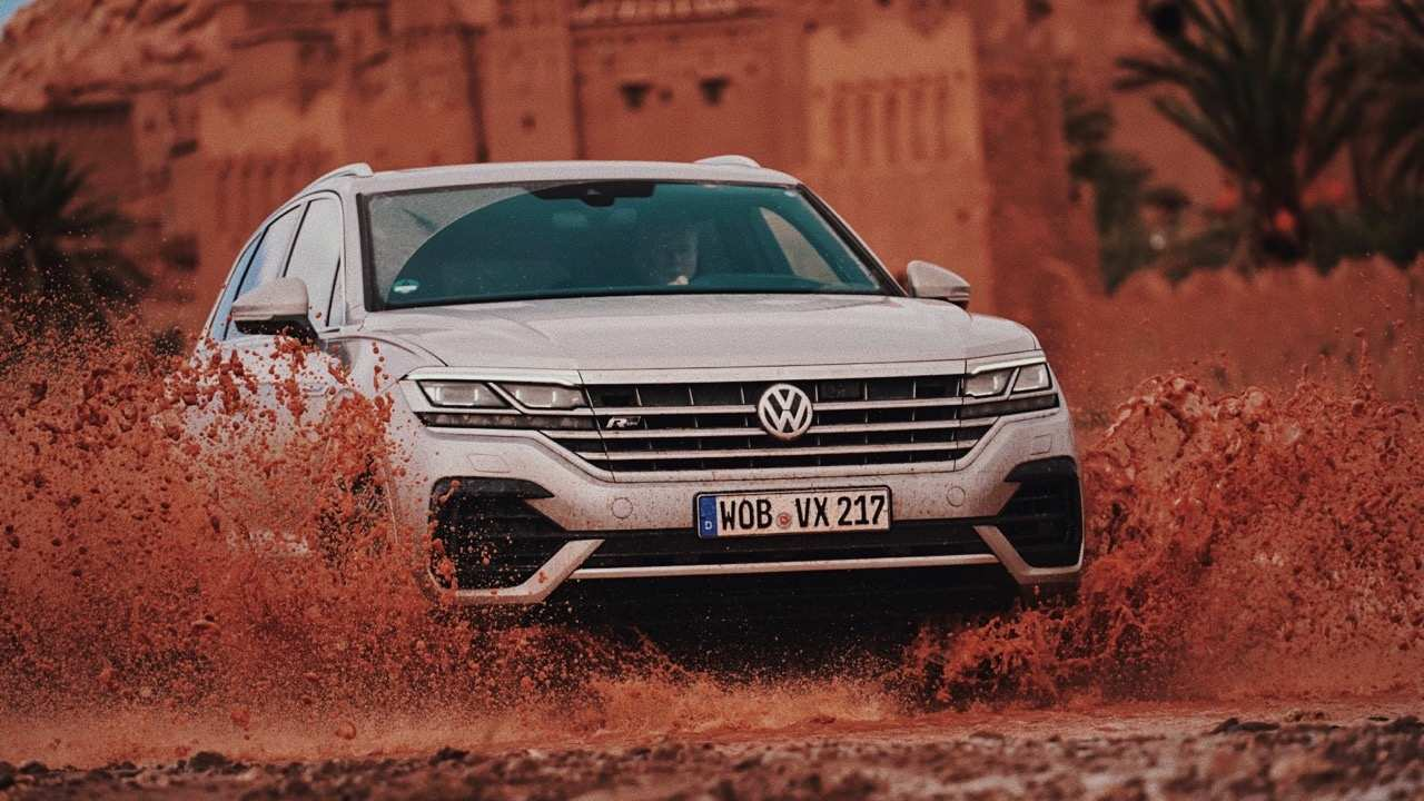 24 A 2019 Volkswagen Touareg Photos