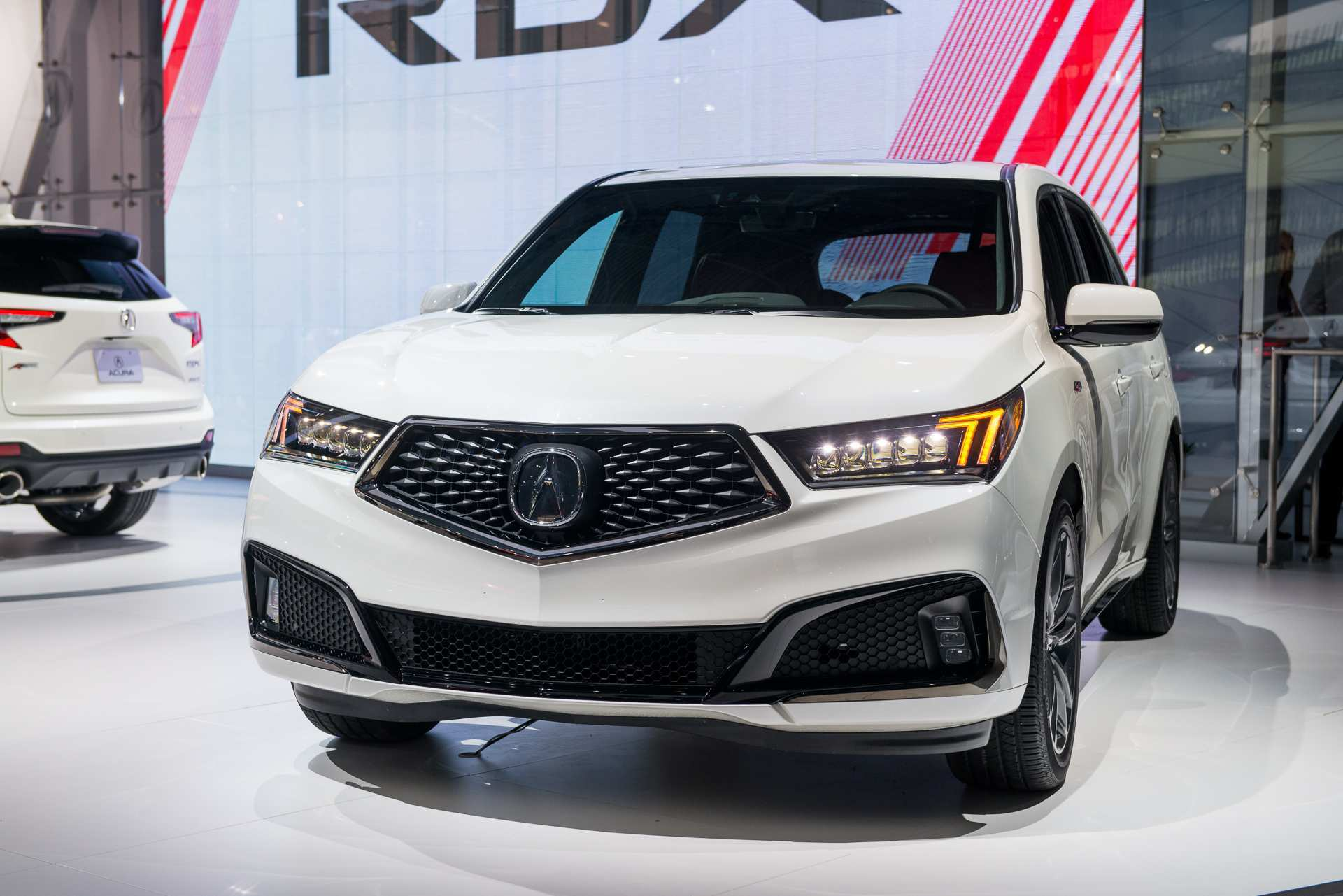 24 A 2020 Acura Mdx A Spec Configurations