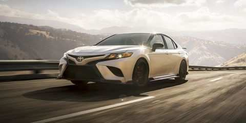 24 A 2020 All Toyota Camry New Model And Performance