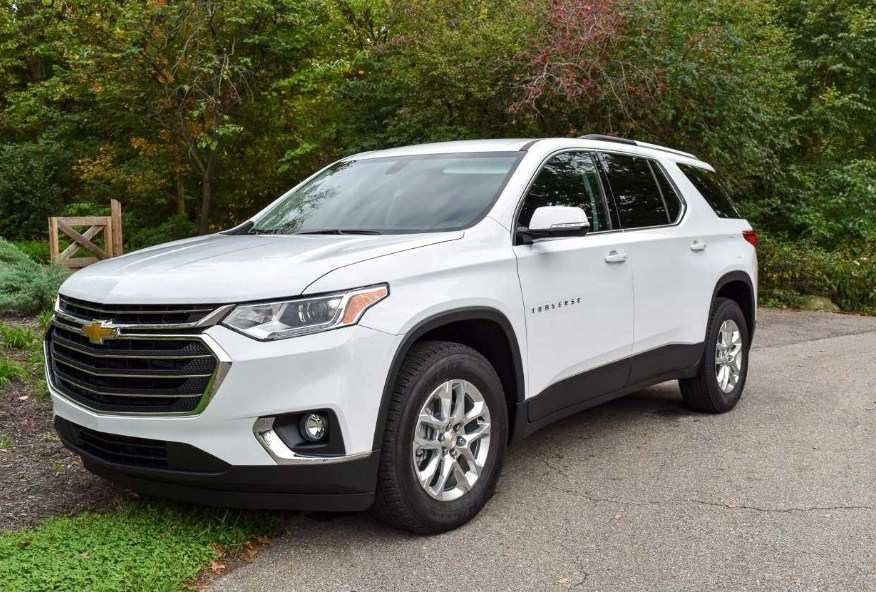 24 A 2020 Chevy Traverse Release Date