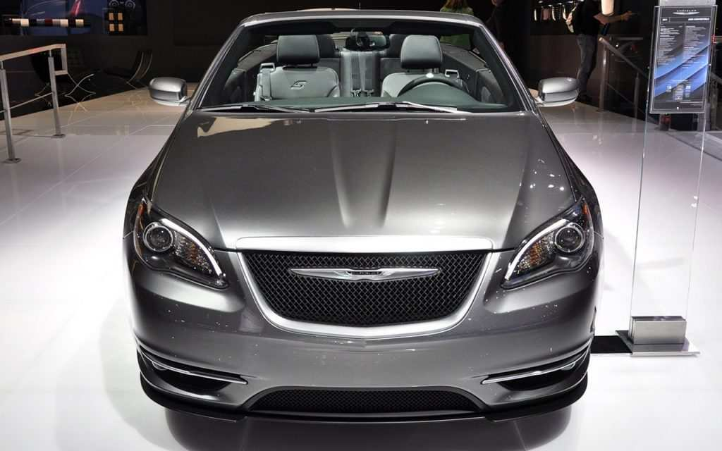 24 A 2020 Chrysler 100 Release Date And Concept