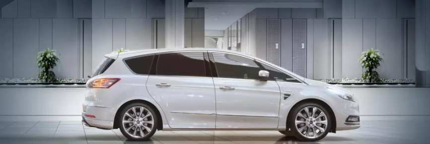 24 A 2020 Ford S Max Spy Shoot