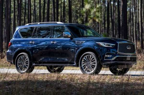 2020 Infiniti QX80 Redesign, Interior, Release Date, & Concept >> 24 A 2020 Infiniti Qx80 Style Review Cars 2020