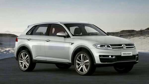 24 A 2020 VW Touareg Speed Test