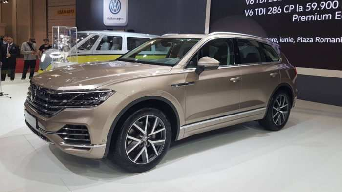 24 A 2020 Volkswagen Touareg Price And Review
