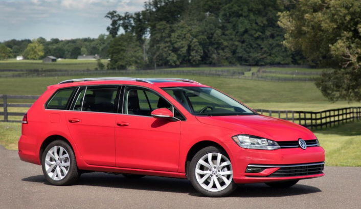24 A 2020 Vw Golf Sportwagen Pictures
