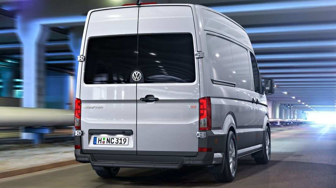 24 A Volkswagen Crafter 2019 Rumors