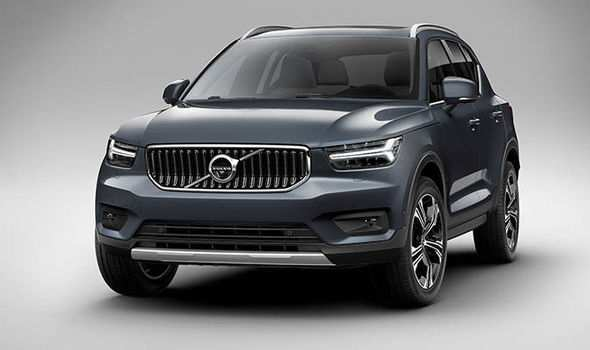 24 A Volvo 2019 Electric Car Images