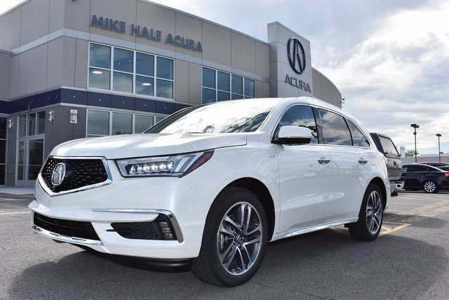 24 All New 2019 Acura MDX Spesification