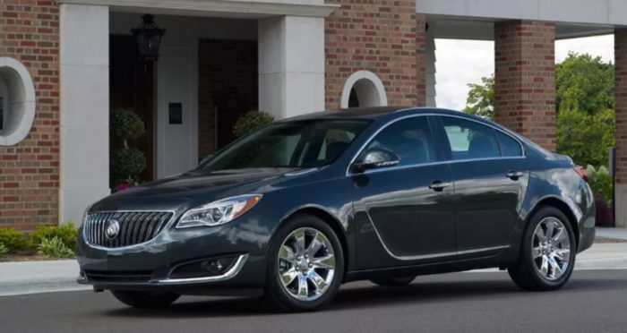 24 All New 2019 All Buick Verano Spesification