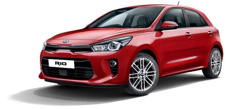 24 All New 2019 All Kia Rio First Drive