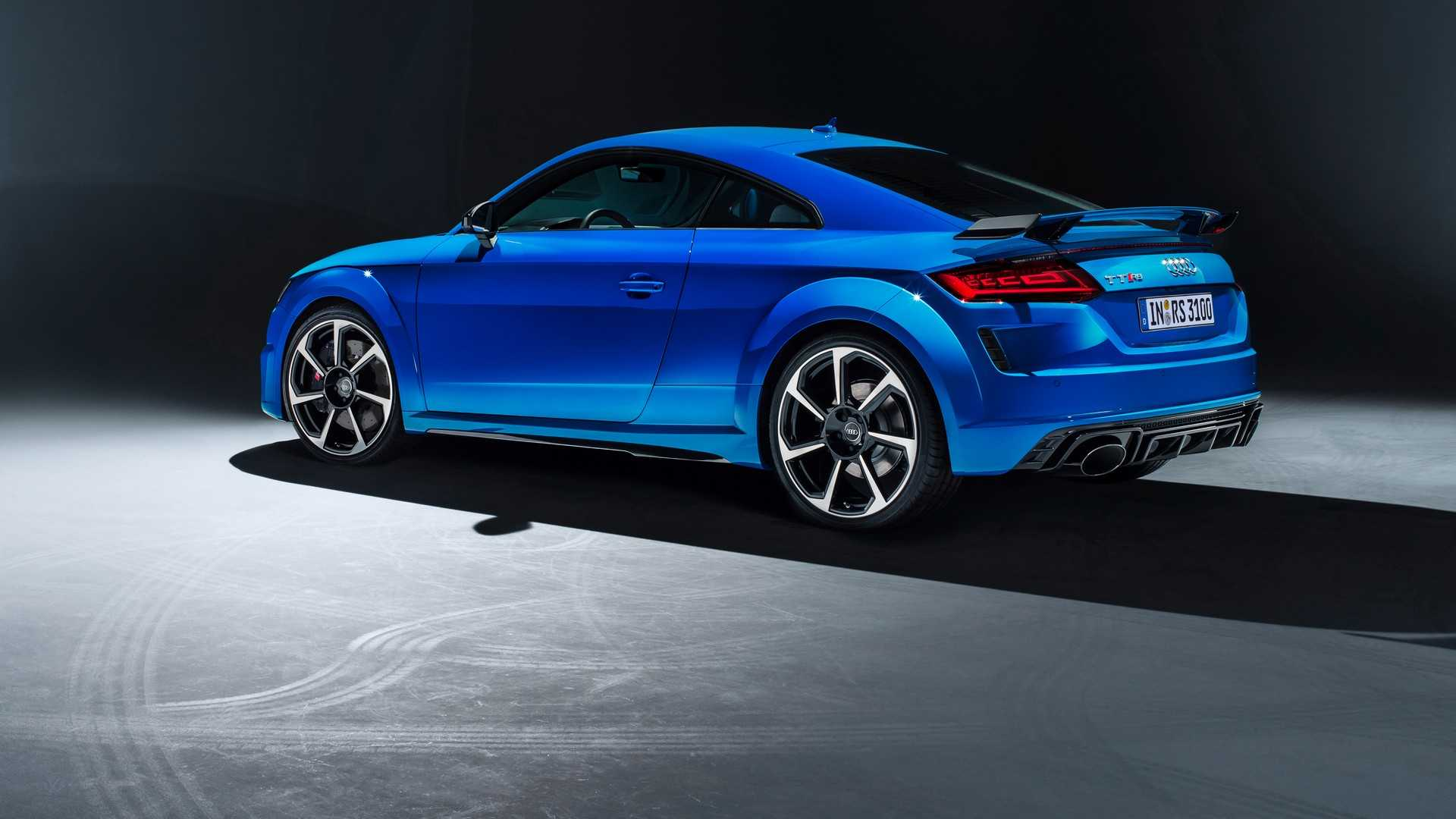 24 All New 2019 Audi Tt Rs Redesign