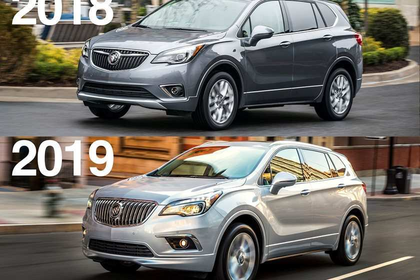 24 All New 2019 Buick Envision New Concept