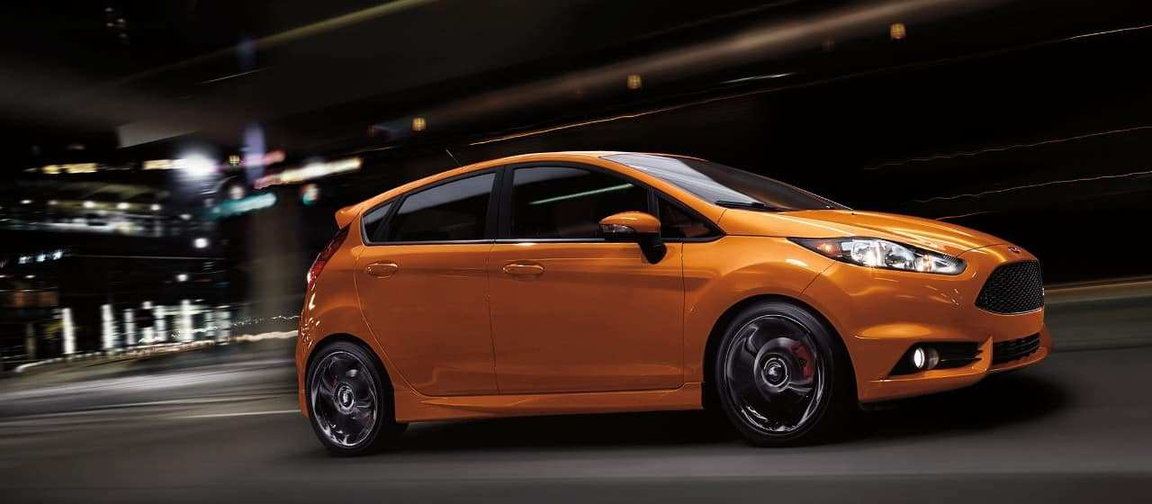 24 All New 2019 Fiesta St New Model And Performance