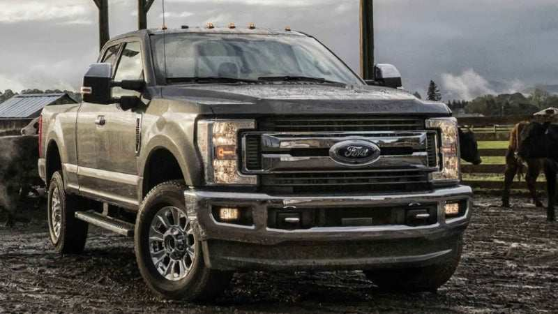 24 All New 2019 Ford F 250 Redesign And Review