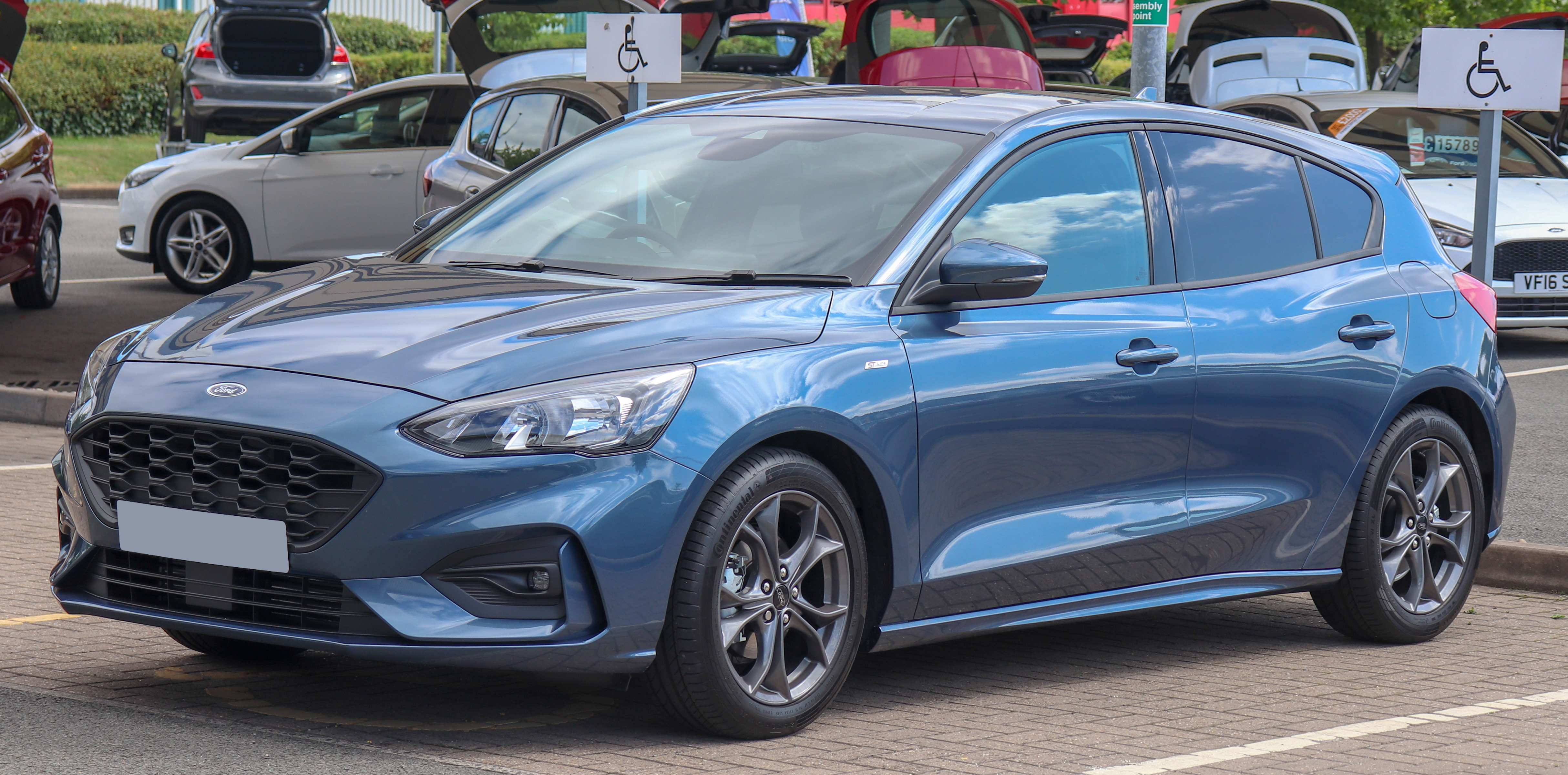 24 All New 2019 Ford Focus Rs St Price