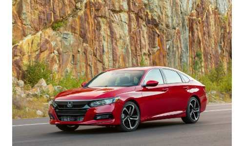 24 All New 2019 Honda Accord Hybrid Pricing