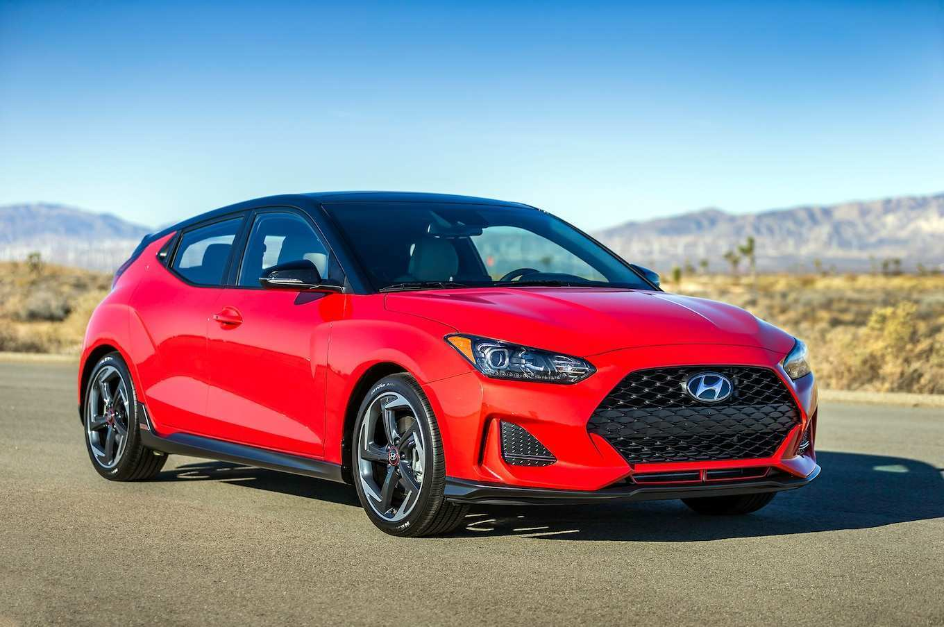 24 All New 2019 Hyundai Veloster Review And Release Date
