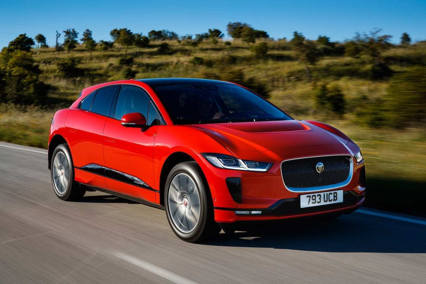 24 All New 2019 Jaguar I Pace Review Configurations
