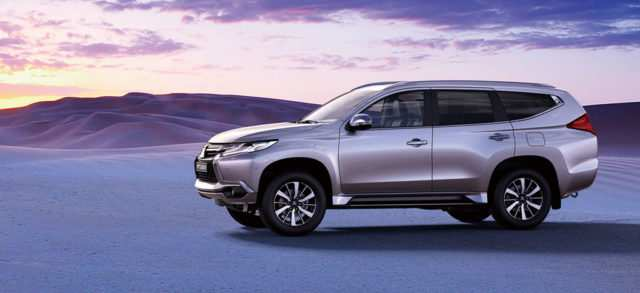 24 All New 2019 Mitsubishi Montero Sport Release Date And Concept