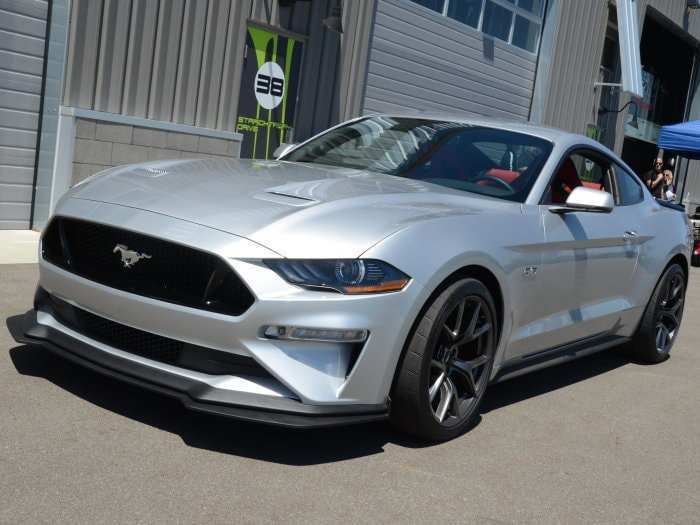 24 All New 2019 Mustang Performance