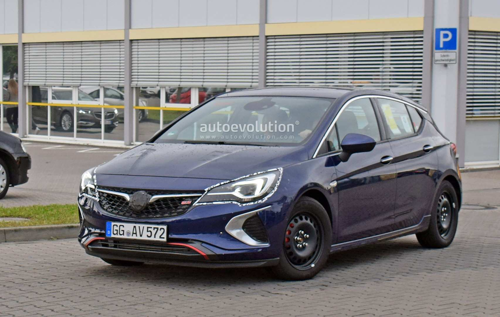 24 All New 2019 New Opel Astra Style